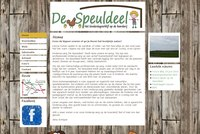 website http://www.despeuldeel.nl