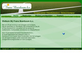 website http://www.fransboerboom.nl